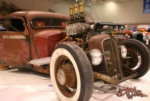 rat rod three. by rayven-filth