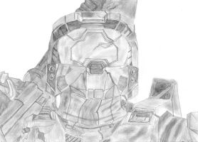 Master Chief by Arbit-er