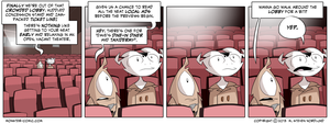 At The Movies 5 by monster-comic