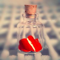 Your Jar of Hearts... by goRillA-iNK
