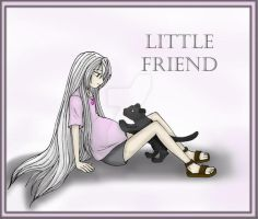 Little Friend by Yuna-Bishie-Lover