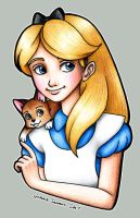 Alice and Dina by Jessica-Tanner