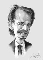 Steve Buscemi by Nico4blood