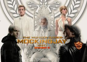 Poster Hunger Games by kusum2015