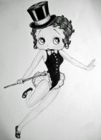 Betty Boop by linus108Nicole