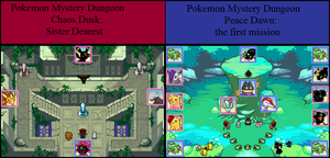Mystery Dungeon CD and PD 4 by Darkmaster09