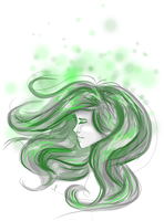 Green by liaillii