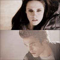 AU - Bella is the vampire and Edward is the human4 by beita-cullen