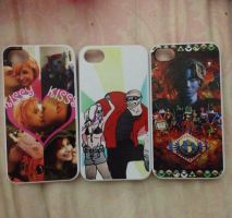 Cell Phone cases by PMiow