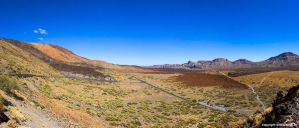 El Teide area by oriondesignnorway
