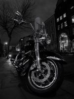 Don't Touch my Bike by ronankelly