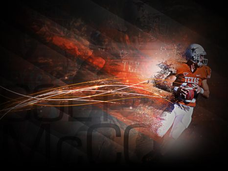 Colt McCoy Background by jonnyboy4