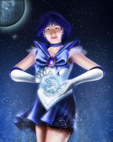 Sailor Mercury by Choppic