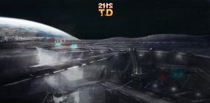 2112TD - Earth defence by SimonJody