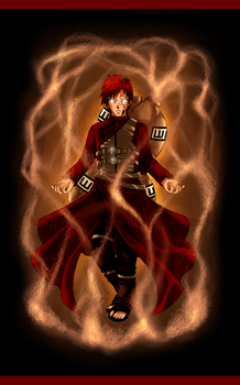 Sabaku no Gaara by BreakingSasuke