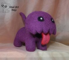 Zergling funny starcrafts by WoolArtToys