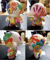 Floral Munny by zozi333