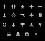 iPhone Tab Bar Icons - Gaming by smykes24