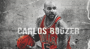 Carlos Boozer by React1v