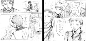Merlin Doujinshi 3 - part 1 by Ta-moe