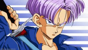 Trunks arrival by millancita
