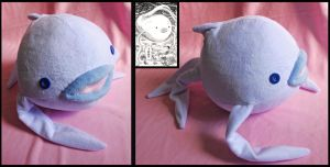 Puffer Whale by Couch-stuffs