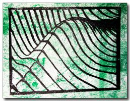 Green Wave by ricmerry