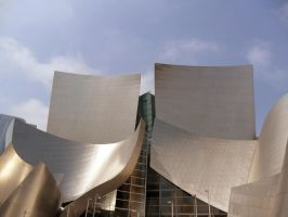 Walt Disney Concert Hall by nenglehardt