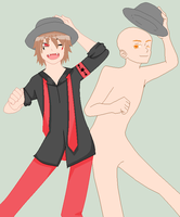 Lets Dance! Collab ::Open:: by PockyHunter