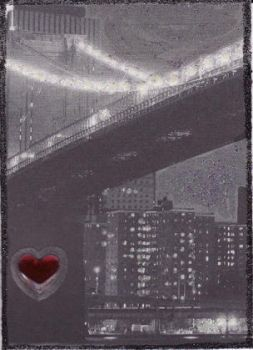 Love For The City by PearlDraconia