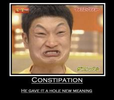 Constipation by Gamer1ba