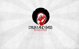 DnB Revolution by MerX1337
