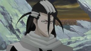 Byakuya is very mad by mollymous