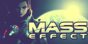 Mass Effect - Commander Shepard - Epic Universe V2 by RidgePL