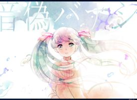 Hatsune Miku 4 by ll4cell