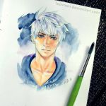Jack Frost - in Sketchbook by Laovaan