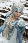 Battle Elsa by MimiruCosplayDiary