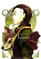 Artbook prev : Loki by EphemeralComic