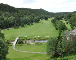 Fundy Nat. Park Golf by Brian-B-Photography