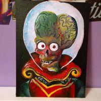 Mars Attacks by cuteicequeen