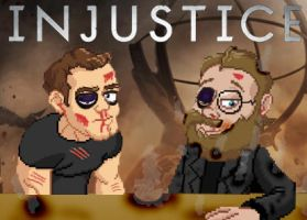 Injustice Happy Hour by demboys18