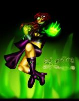 Twisted Titanesses: Starfire by teentitans