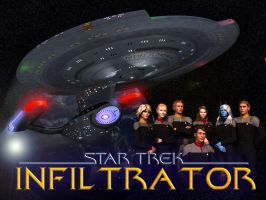 Star Trek: Infiltrator by Cybertosh