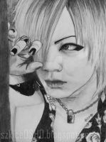 Ruki The Gazette by O-sho