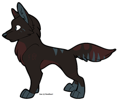 Canine Adoptable :CLOSED: by IceAdopts