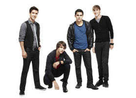 Big Time Rush png 2 by Sara231