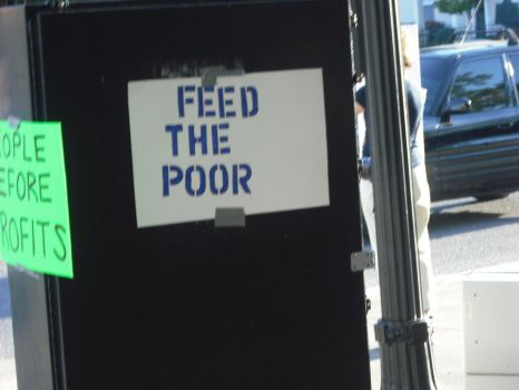 Feed The Poor by Draco-Aroace-the-1st