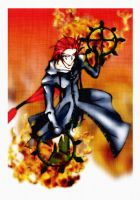 Aoky Cosplay Axel -Kingdom H- by Nathassiah