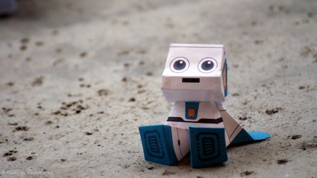 Rommy Robot by AWildRose