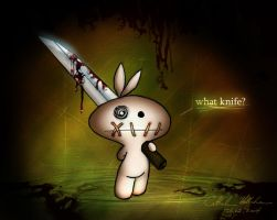 Mr. Manny McStitches by drowned-ophelia